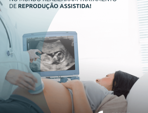 Mais de um milhão de mulheres no mundo realizaram tratamento de Reprodução Assistida!