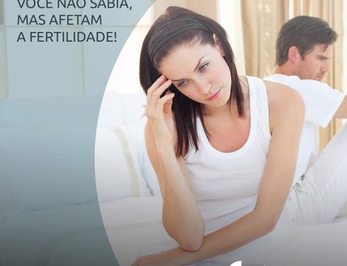 4 Fatores que você não sabia, mas afetam a fertilidade!